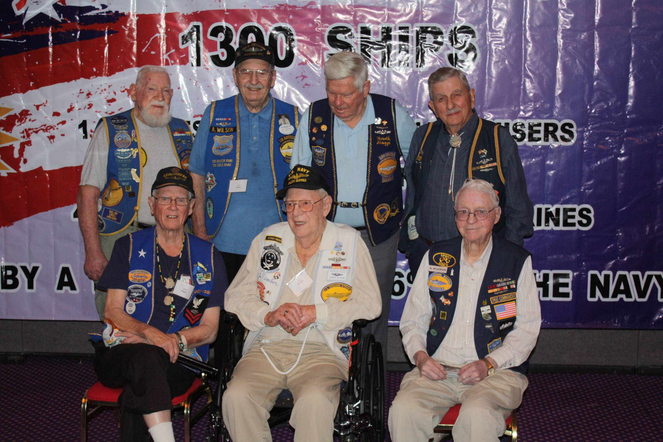 2015 WWII Vets